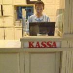 original cash register, nothing has changed