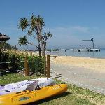 Tangalooma beach resort