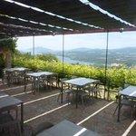 Restaurant Casa das Velhas's view