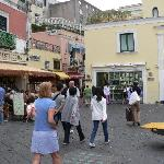 Capri main square