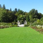 In the Rose Garden (next Lichtentaller Allee)