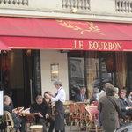 Brasserie Bourbon at Lunch