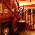 Eingangsbereich der Killarney Lodge