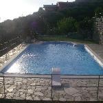 altro scorcio piscina