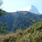 Trail view - Matterhorn