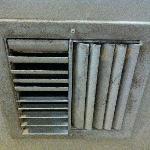 Mouldy aircon