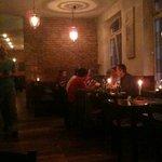 Interior at Restaurant Eleon