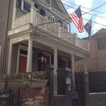 La Maison Marigny from Bourbon St!