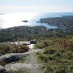 Mt Battie lookout