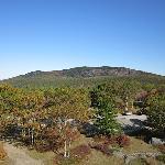 Mt Battie western view