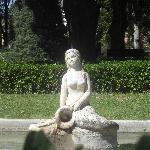 Fuente de la Sirena de Lleida