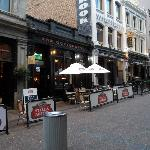 Some great pubs in Vulcan Lane