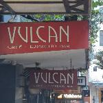 Vulcan Lane has its own cafe
