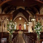 Lovely inside St Patrick's