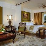 St. Regis Suite Living Room
