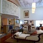 Grande Lagoon Suite Living Room
