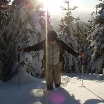 Viele Schneeschuh- und Winterwanderwege
