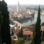 Vista da Castel San Pietro