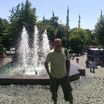 europäischen Teil von Istanbul