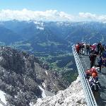 On top of the Dachstein
