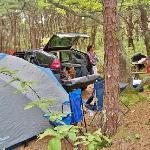 campsite 101