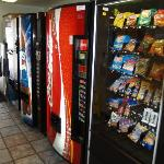 Vending/Ice machines