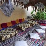 A very nice Bedouin tent