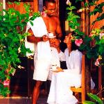 Romantic Morning at Picard Beach Cottages