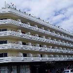 Hotel, fachada