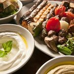 Mixed Gril and Mezze