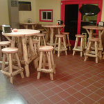 New Pub Tables & Stools