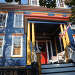 The Academy Bed and Breakfast is located in the heart of downtown Annapolis, moments from city d