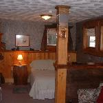 The Captains Quarters Suite