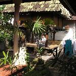 Wayan's home