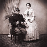 """the General and his wife"""