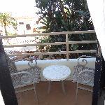 3rd Floor Gardenview Room (balcony)