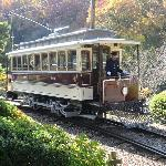運休中の京都都電
