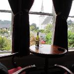 Wine from Mendocino (Bonterra Syrah)