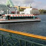 Ferry to the parks.
