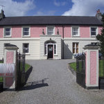 Front of The Pilgrims Rest Hotel County Waterford