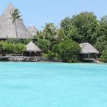 the Motu (private island)