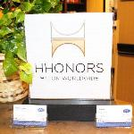 our Hilton Honors program is a wonderful reward program for our loyal guests