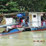 River cruise with buffet lunch included