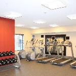 enjoy our free PreCor fitness center