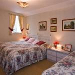 Ground-floor bedroom