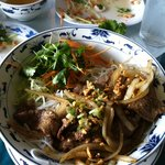 beef vermicelli bowl
