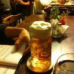 Delicious beer!