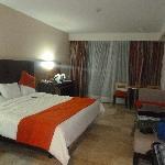 photo of deluxe seaview room