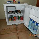 Mini Bar de la habitación