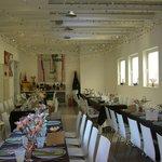 inside B  Restaurant